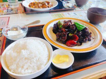 【大蓮飯店(だいれんはんてん)】ココの黒酢すぶたが好きすぎてたまらん♡