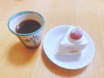 【パティスリーカズーリー】善光寺近くのケーキ屋さん。歩き疲れたら、ここでも一休み出来ます!