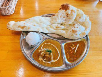 【インド料理レストランサンディア】長野市南高田にある、カレーとナンがうまい、隠れ家的お店!