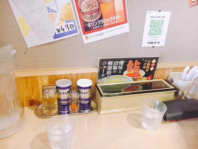 長野大勝軒 つけ麺わいち