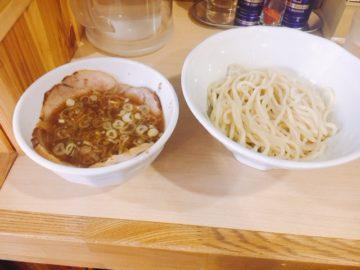 【長野大勝軒 つけ麺わいち】辛いのが好きな人にオススメ山椒坦々つけ麺♪