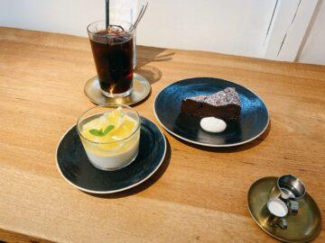 【平野珈琲(ひらのこーひー)】パンナコッタ美味い!自家焙煎コーヒーも美味しかったです!