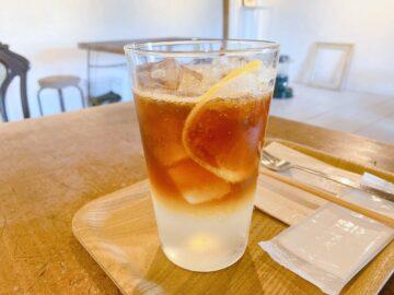 【薫蔵KAGURA(コーヒーかぐら)】コーヒーレモンスカッシュ斬新で美味い!善光寺近くの隠れカフェ☆