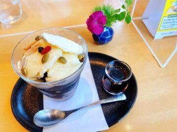 【かんてんぱぱカフェ】寒天珈琲ゼリーで涼む。かんてんぱぱの杏仁豆腐が簡単に作れて好きです!