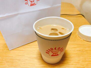 ODDOコーヒー