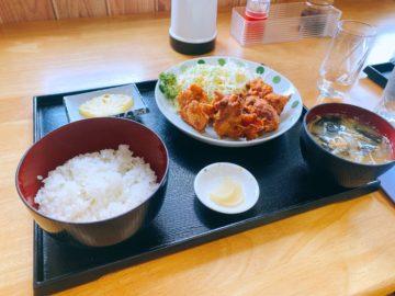 【わかさと食堂】ランチ定食ワンコイン500円!信州大学工学部近くの学生に優しい定食屋さん。