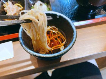 蕎麦一房(そばひとふさ)
