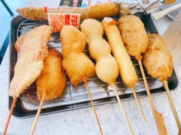 【串カツ田中長野店】ついに、長野市にも串カツ田中が進出!元気のいい店員さんの接客にも注目です!