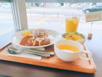 【cafe morino..(カフェモリノ)】2020年6月1日新規オープン!長野市役所内の新しいカフェ!サンドイッチも豊富!