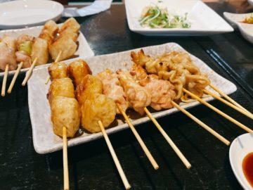 【日の屋(ひのや)】長野市川中島にある美味しい焼き鳥居酒屋さん。店主も元気で親しみやすくていいですね!
