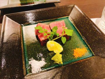 【鉄板青柳(てっぱんあおやぎ)】誕生日などのお祝に、美味しいスペシャルなコース料理はいかが?