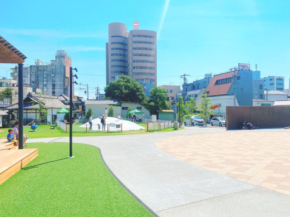 セントラルスクゥエア公園
