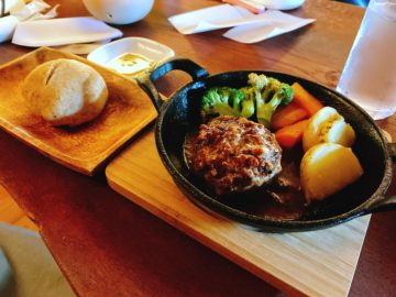 【kitchen土野庫(キッチンつちのこ)】千曲市にある子連れにも嬉しいお店。ハンバーグも美味い!