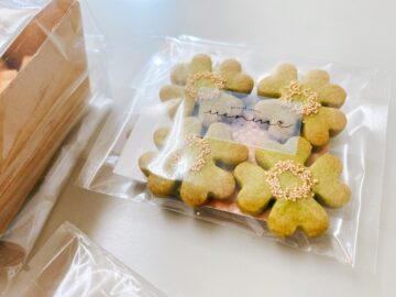 minmiクッキー