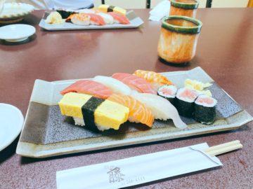 【すし藤】長野市屋島にあるお寿司屋さん。個室もあって、色々な場面で使えそうなお寿司屋さんです!