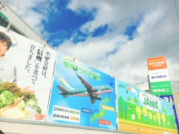 長野県と福岡県を結ぶ、飛行機の直通便があるって知ってた?長野からの観光に便利なFDA便はバースデー割が超お得♪
