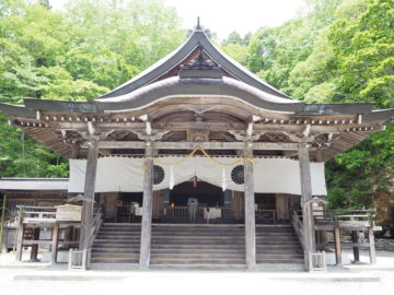 【戸隠神社】長野の有名なパワースポット!見るだけで運気がグングン上がる写真撮りました☆