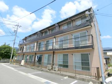 【賃貸マンション募集】フルリノベーション済み。7月よりネット無料。吉田1丁目の賃貸マンション。